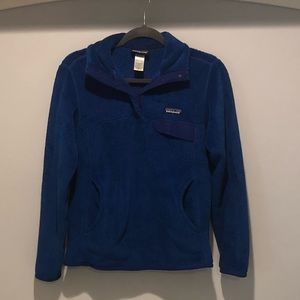Patagonia Re-Tool Snap-T pullover!